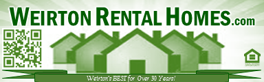 Rental Homes in Weirton WV