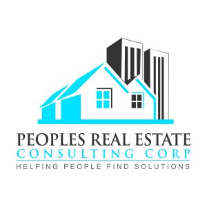 PeoplesRealEstateConsultingCorp_CustomLogoDesign_opt02