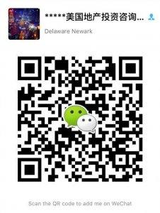 Wallace Zhou WeChat QR Code