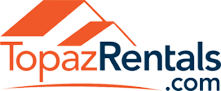 Topaz Rentals logo