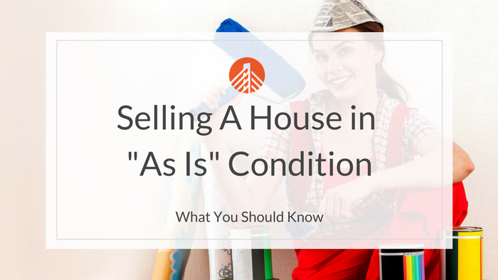 Sell A House As Is