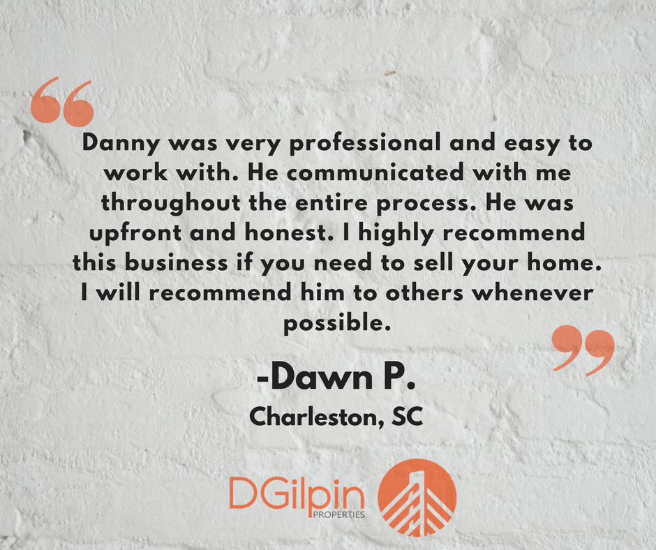 d gilpin properties sell your house review