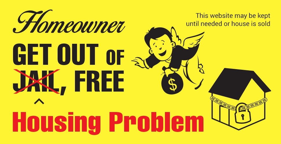 Really Do Not Know Why, But My Irving Home Will Not Sell-get out of housing problem free card