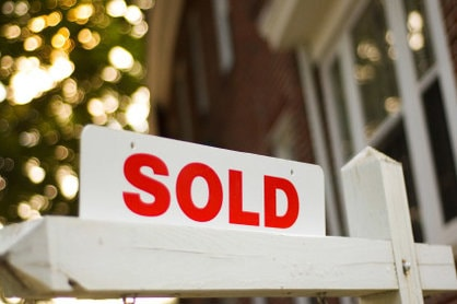 Is it plausible to sell a Jersey City home without a broker?-sold sign