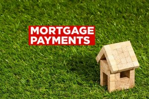 behind on mortgage payments