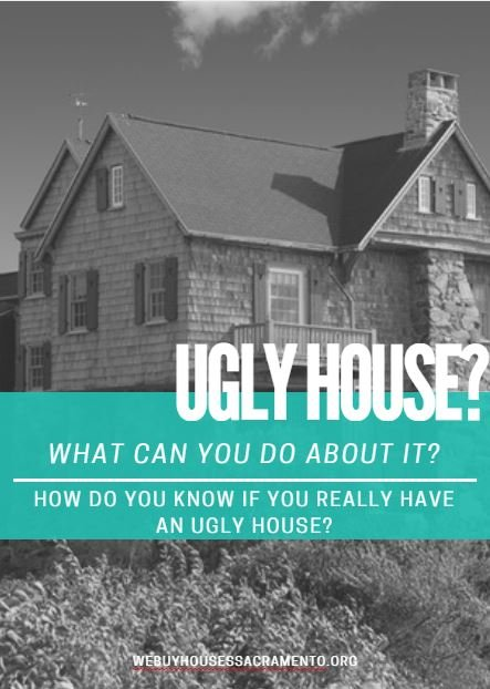 What does I Buy Ugly Houses Mean? What is an Ugly House?