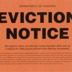 eviction notice for squatters colorado