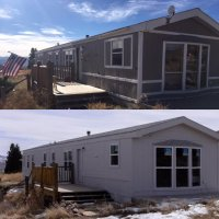 rehab project in Gunnison, CO