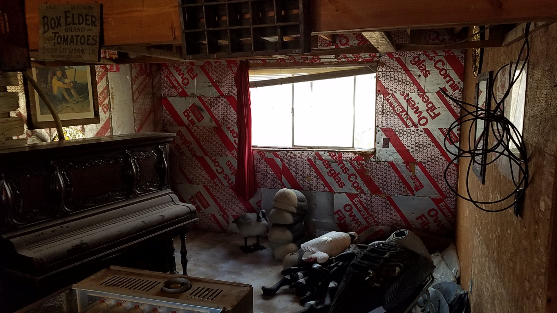 selling rental property that has been trashed