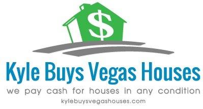 Kyle Buys Vegas Houses logo