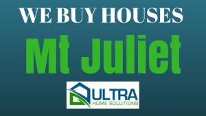 we buy houses mt juliet