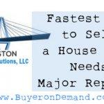 Sell a Charleston House Needing Major Repairs