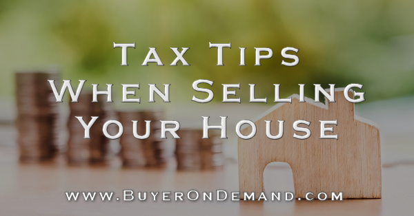Tax Tips For Selling Your Charleston House