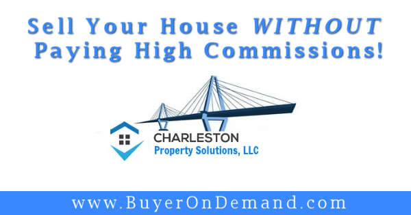 How to sell my house in Charleston