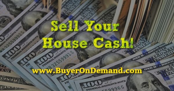 Sell house for cash