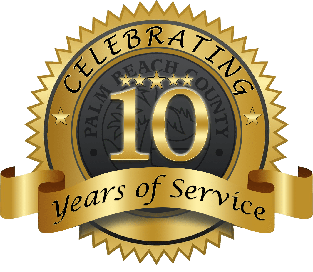 Celebrating 10 Years of Service - Home Solutions FLA
