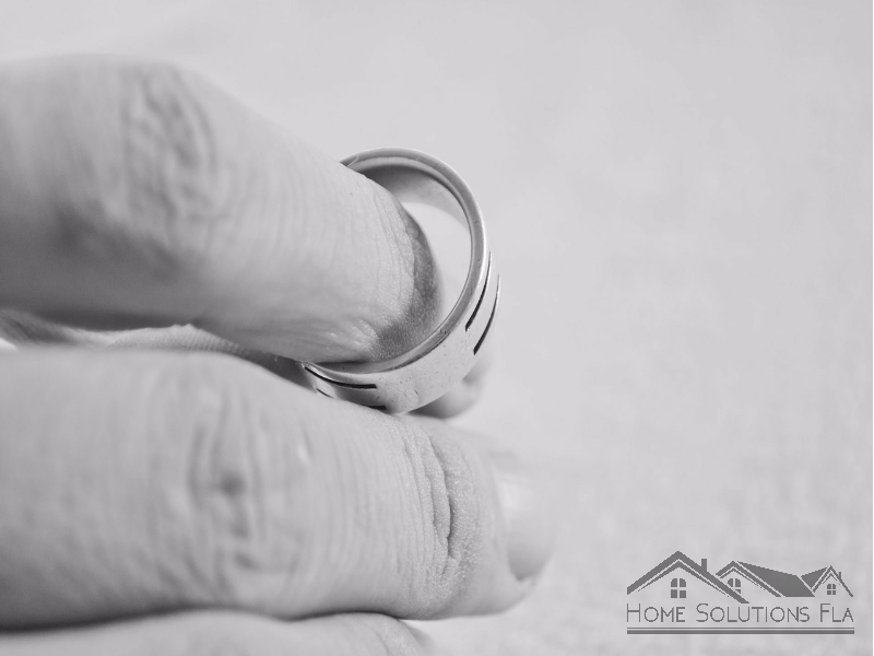 Selling a House in Joint Names Divorce In Palm Beach Florida