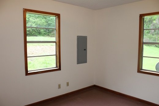 Hardeman County Rental Home- Duplex bedroom