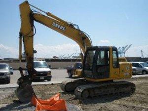 excavator rentals southern oregon klamath