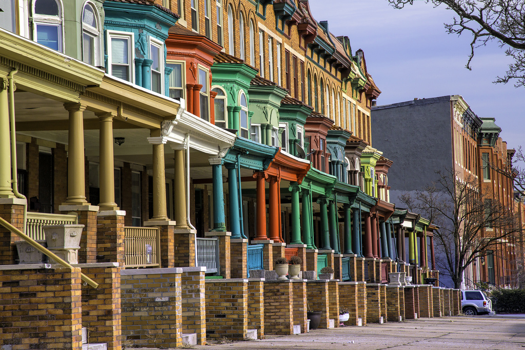 Row Houses In Baltimore Md : Sell my house fast baltimore we buy houses p