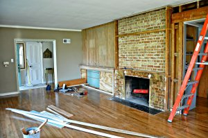 Saving on remodeling costs with deconstruction