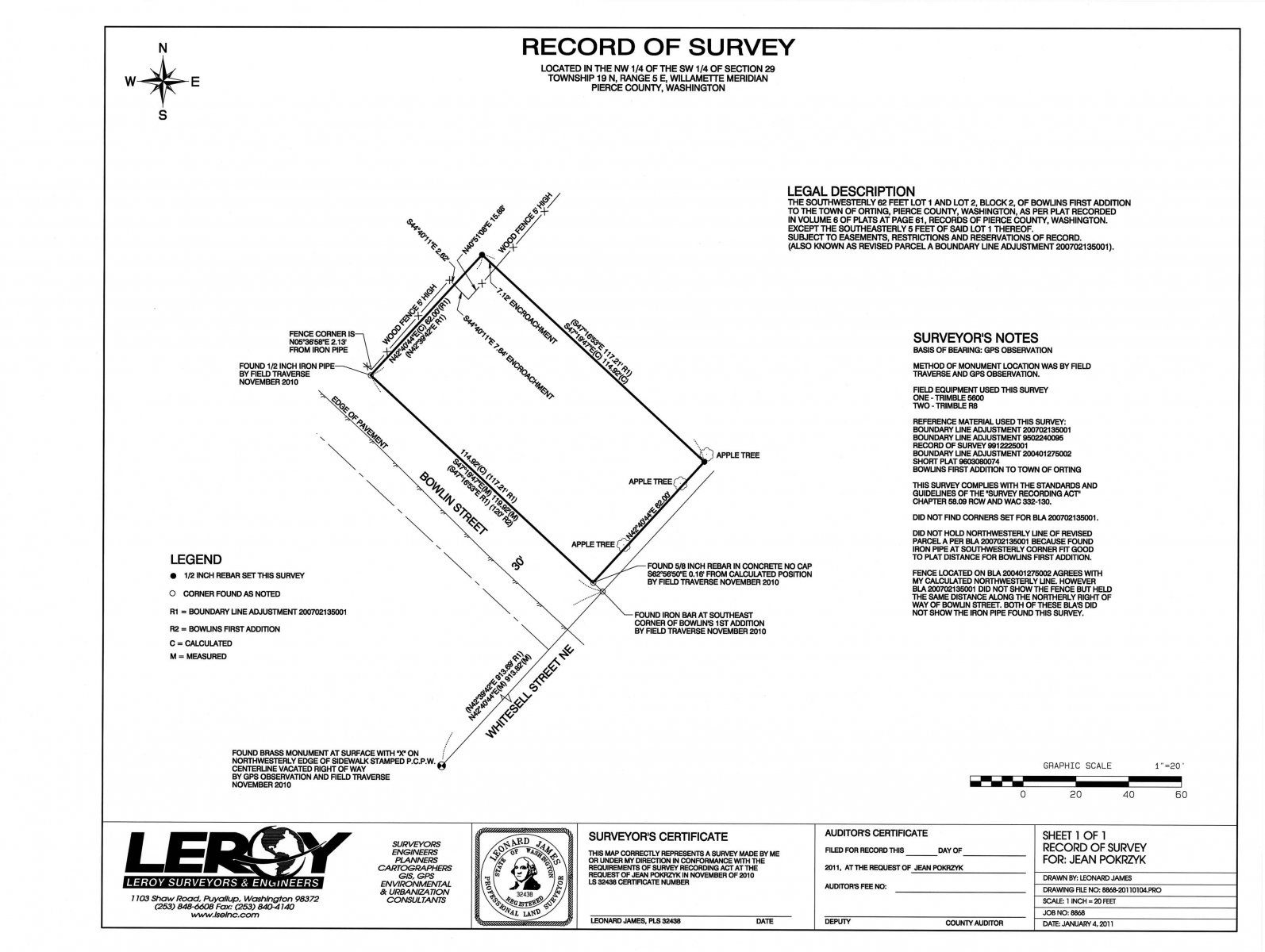 How to Obtain a Copy of a Property Survey