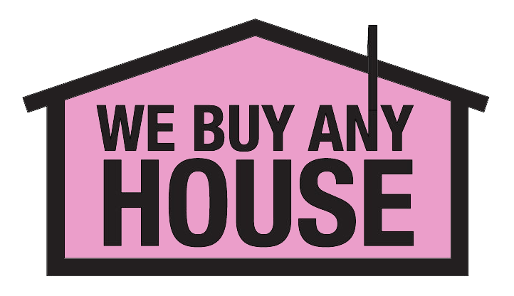 WE BUY ANY HOUSE…PRETTY, UGLY OR UNWANTED logo