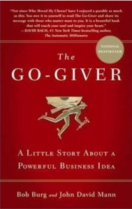 Steps to Success: The Go-Giver