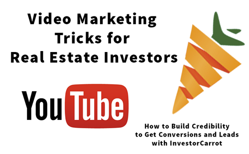 Want to get great results from your YouTube real estate marketing? Read these tips to find out how to get leads with videos!